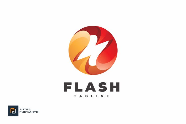 Flash - Logo Template