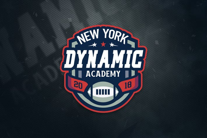 Thumbnail for Dinamic Academy Sports Logo
