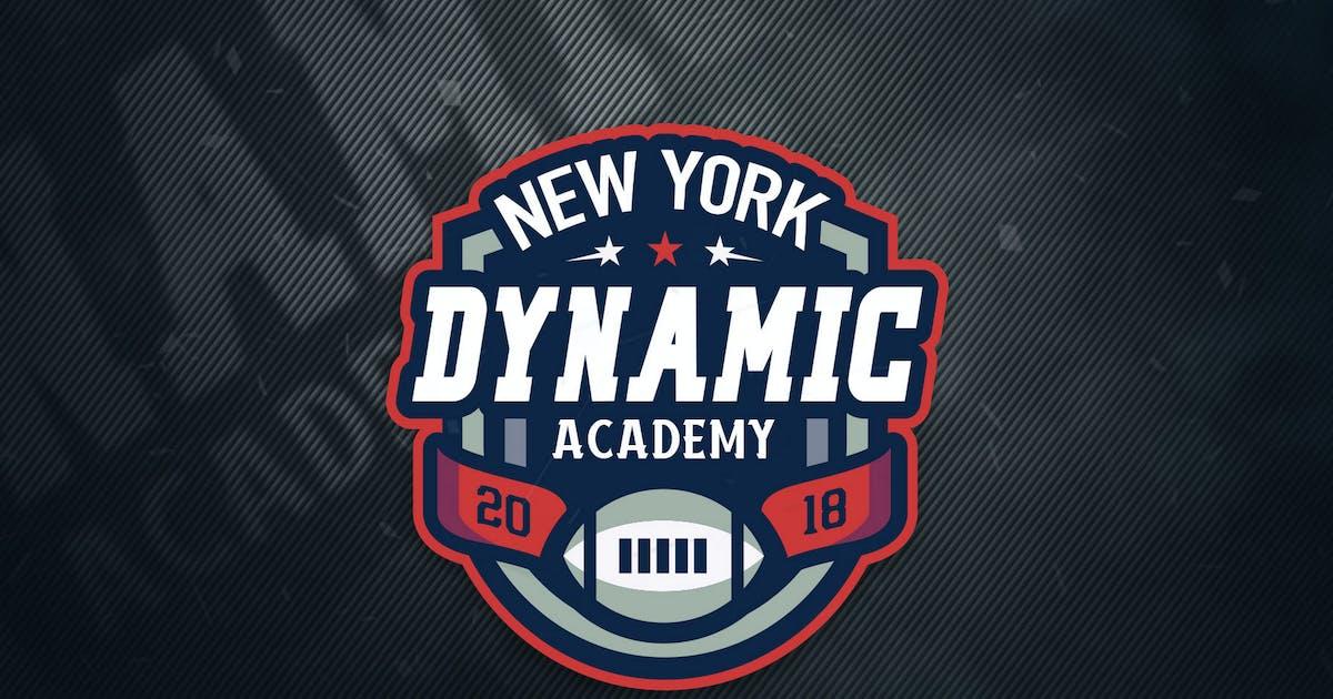 Download Dinamic Academy Sports Logo by ovozdigital