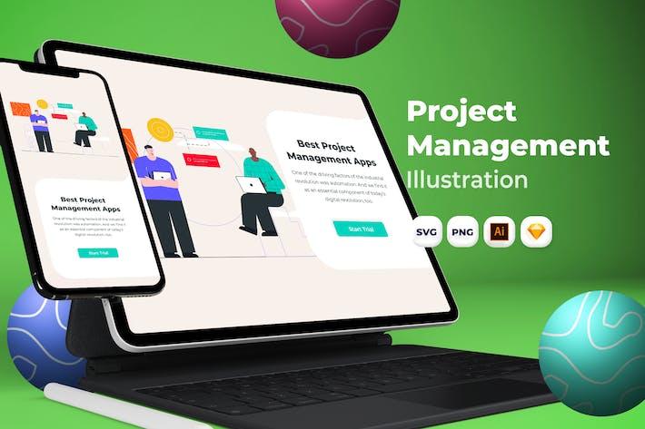 Thumbnail for Projektmanagement