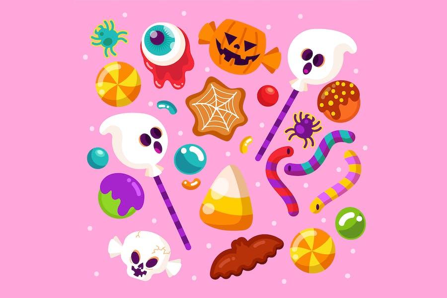 Halloween-Süßigkei   #2