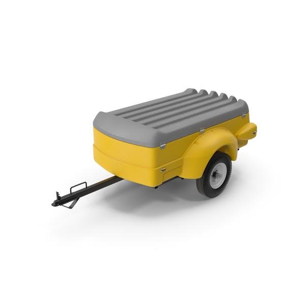 Mini Cargo Utility Trailer