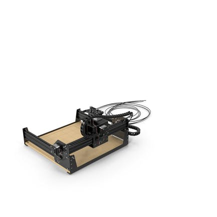 Desktop-CNC-Maschine