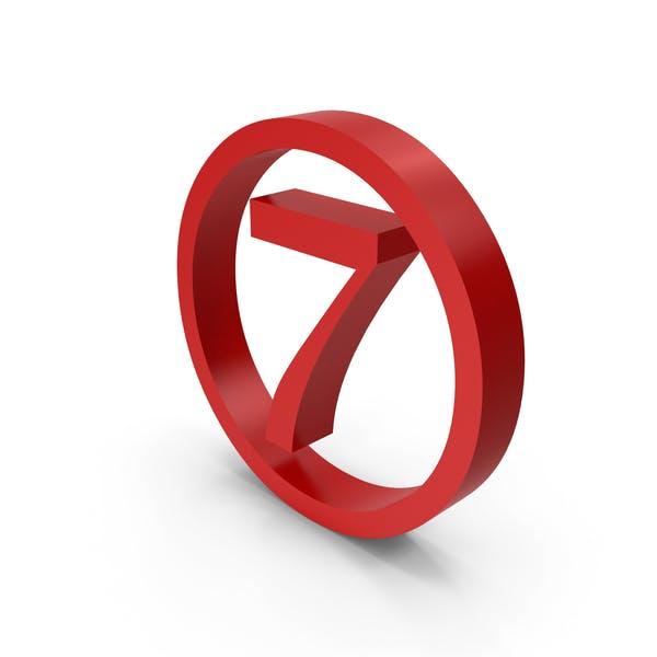 Number Circle 7