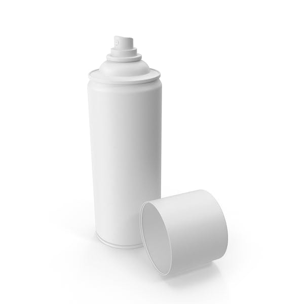 Cover Image for Monochrome Spray Paint Can