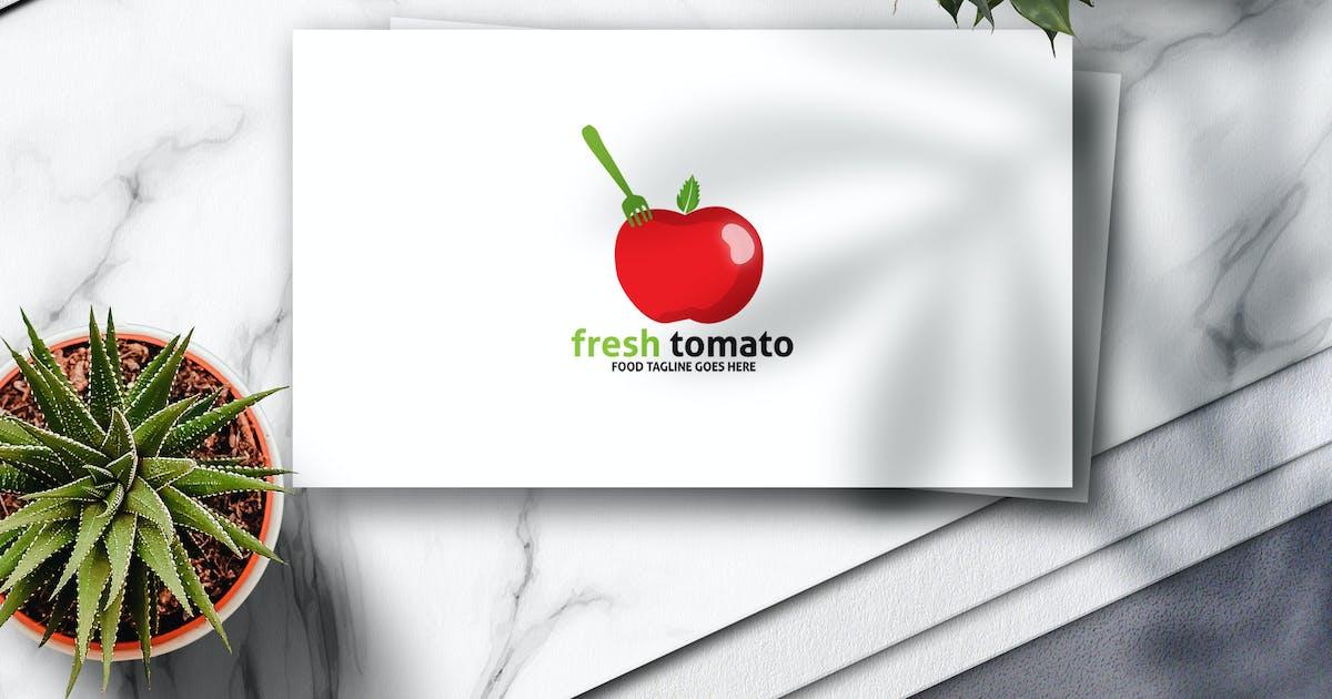 Download Fresh Tomato Logo by Voltury