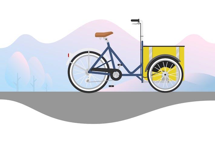 Thumbnail for Cargo/Passenger Bike