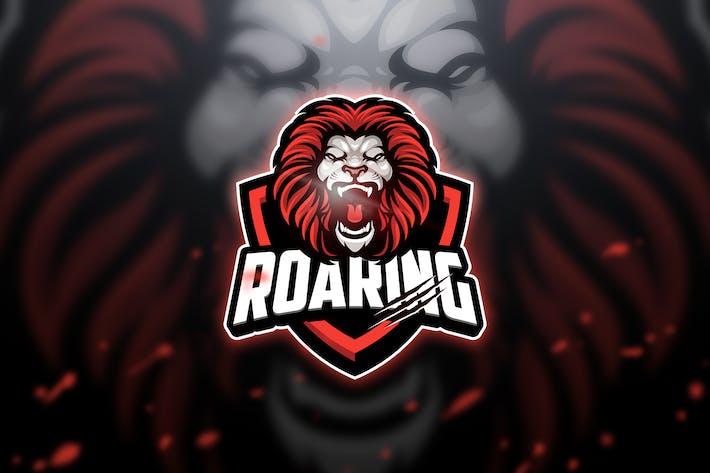 Thumbnail for Roaring - Mascot & Esport Logo