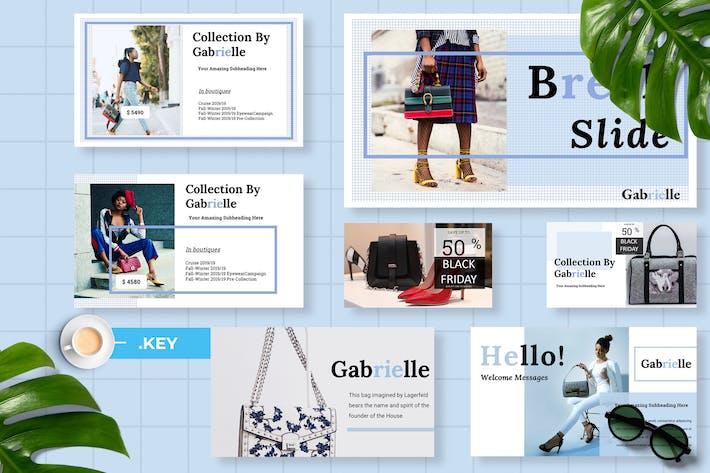 Thumbnail for Gabrielle Keynote Presentation