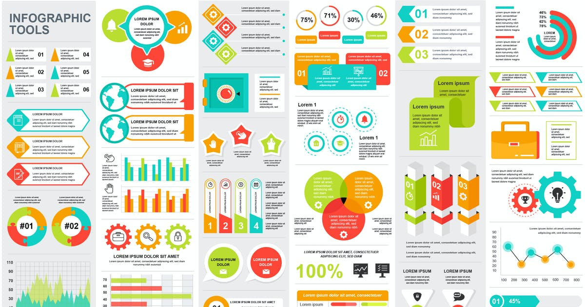 Download Infographics Template by alexdndz