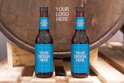 Beer Barrel | Logo