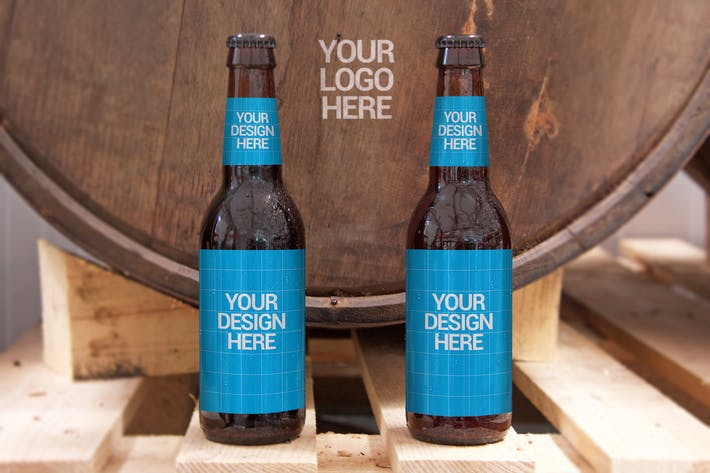 Beer Barrel | Logo