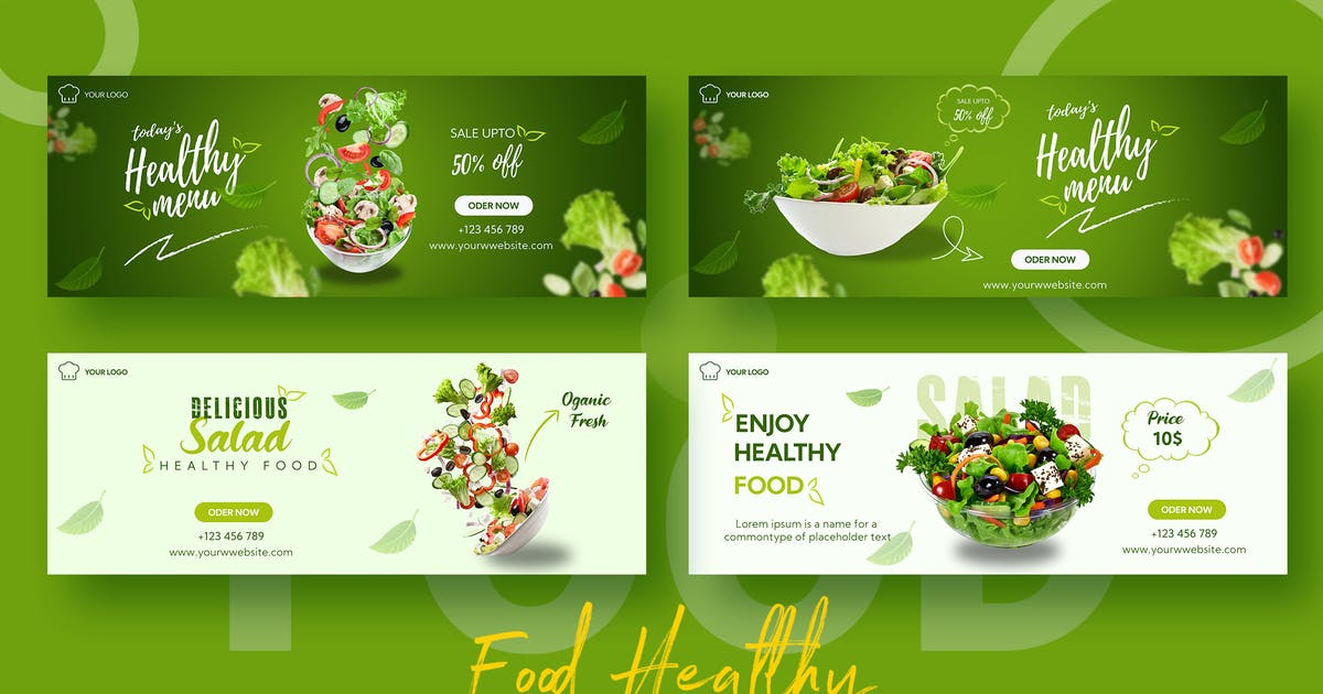 Download Food Healthy Facebook Timeline Covers by nmc2010
