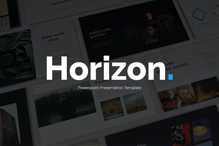 Thumbnail for Horizon Presentation