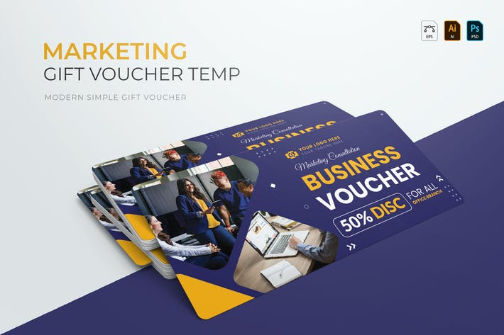 Thumbnail for Marketing Business | Bon Cadeau