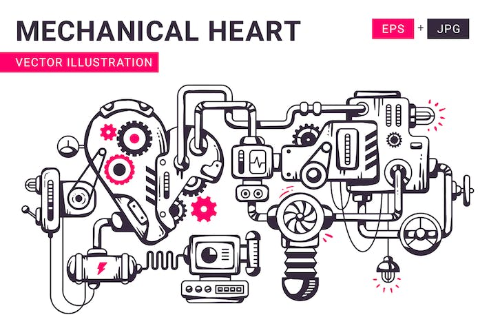 Thumbnail for Heart mechanism