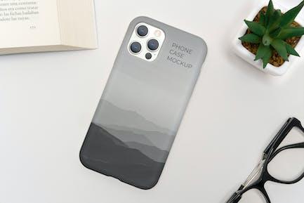 Coque iPhone Mockup
