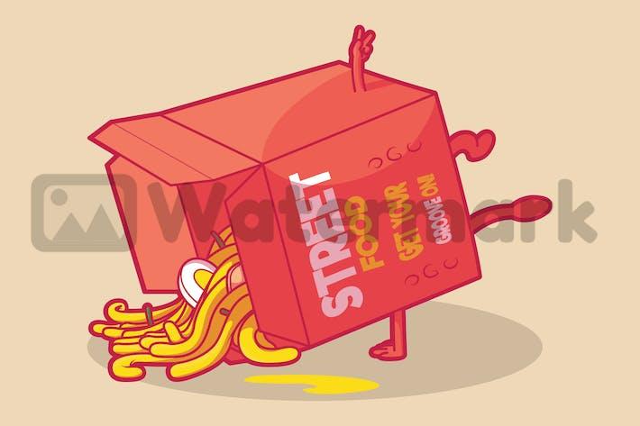 Street Food Box