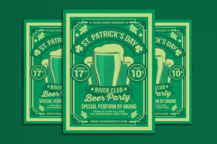 Thumbnail for St. Patrick Day Beer Party
