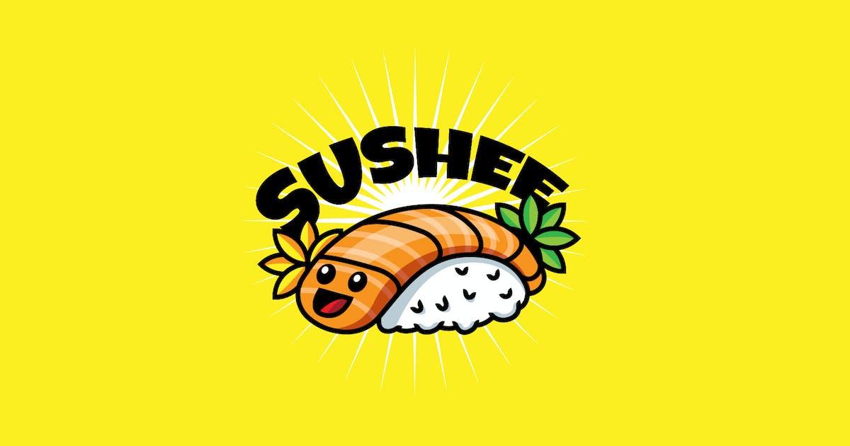 Download Sushi - Mascot & Esport Logo by aqrstudio