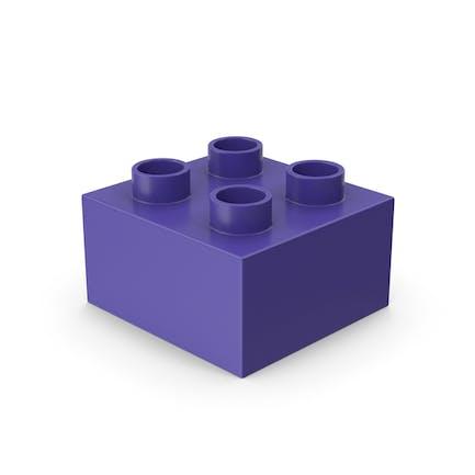 2x2 Toy Brick