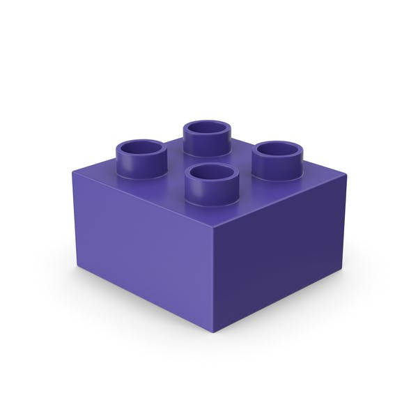 Thumbnail for 2x2 Toy Brick