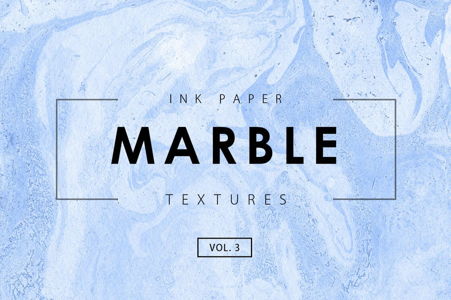 Marble Ink Textures 3