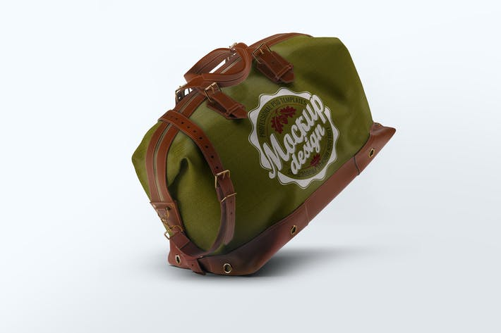 Thumbnail for Travel Bag Mock-Up