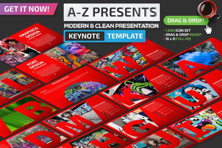 Thumbnail for A-Z Keynote Presentation