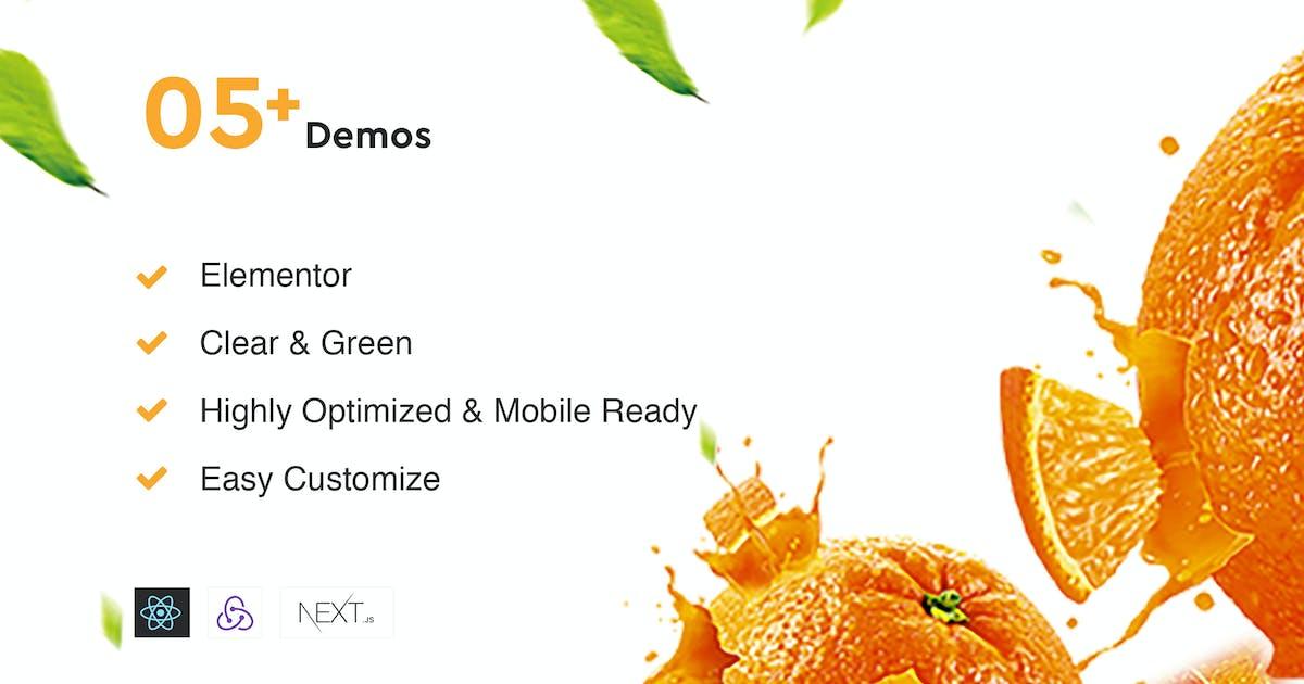 Download Ogami - React NextJs Organic eCommerce Templates by Avitex