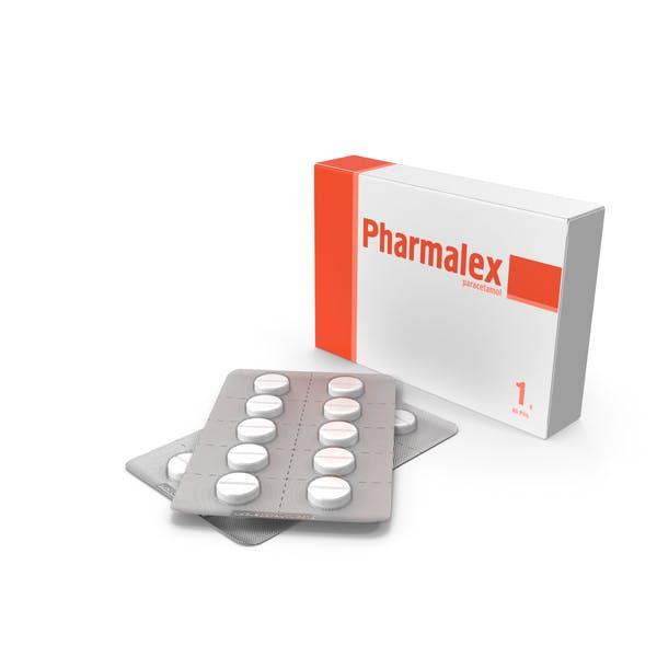 Medication Round Pills