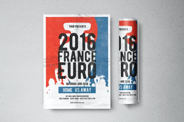 Thumbnail for Euro-Cup Flyer