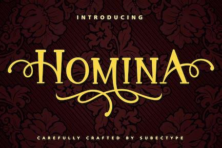 Homina