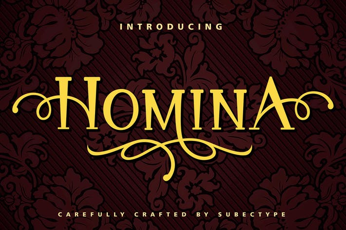 Хомина