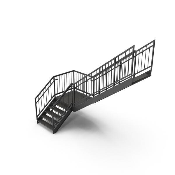 Exterior Staircase