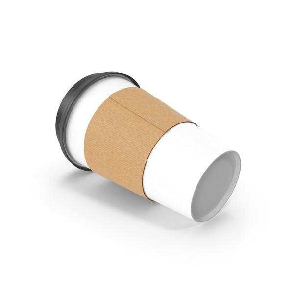 Бумажная сторона чашки
