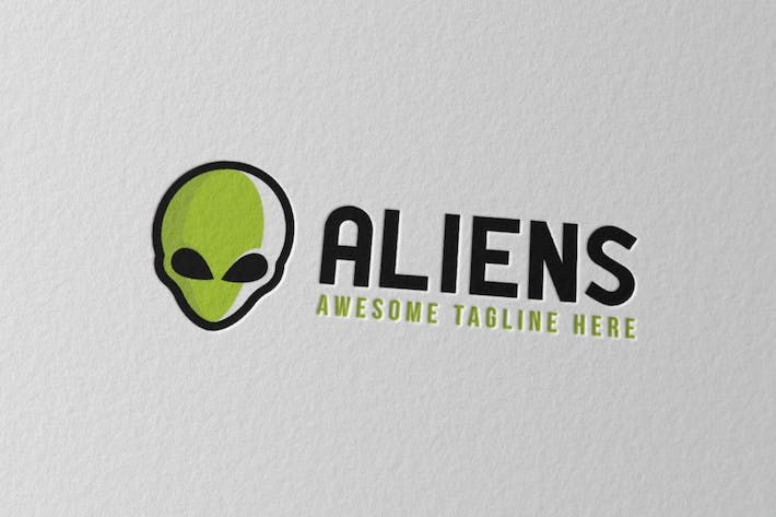 Thumbnail for Logo de Aliens