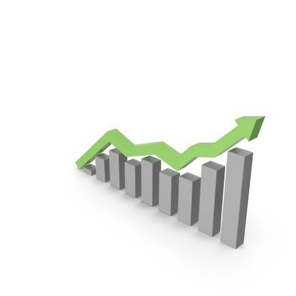 Financial Market Growth Chart