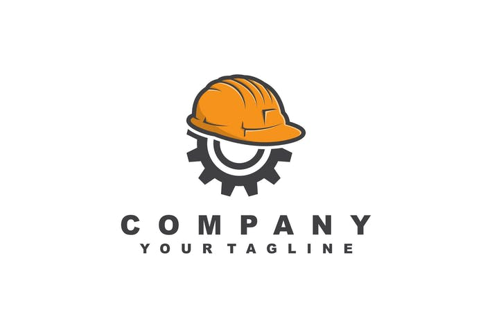 Thumbnail for CONSTRUCTION LOGO TEMPLATE
