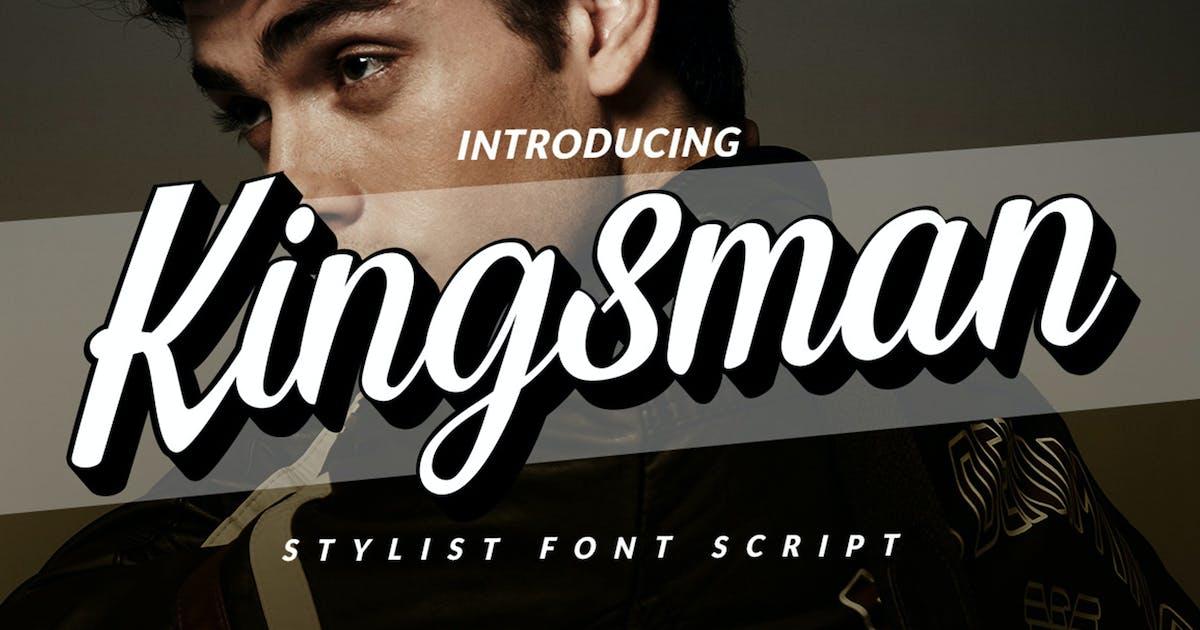 Download Extrude Kingsman Script by putra_khan