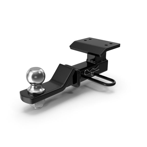 Loaded Ball Mount Hitch