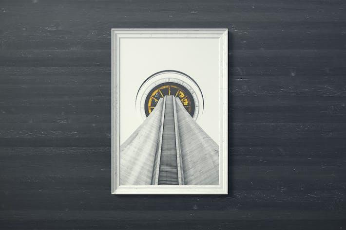 Thumbnail for Frame Artwork Mockup Set 2
