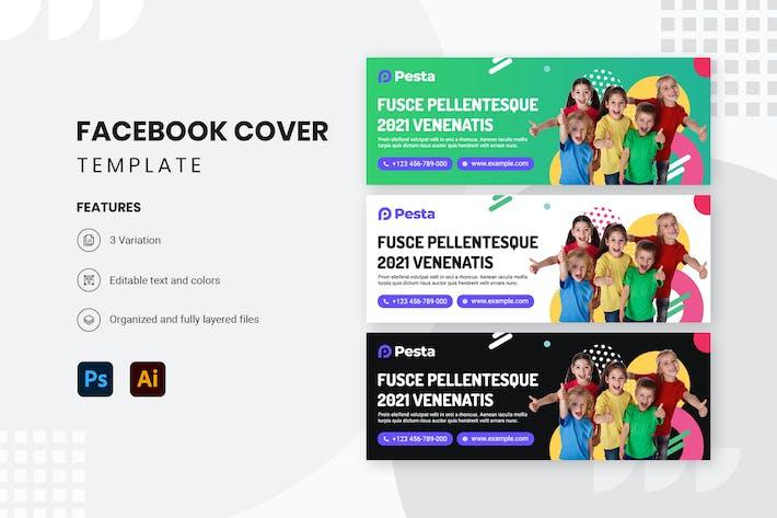 Facebook Cover - Pesta 2