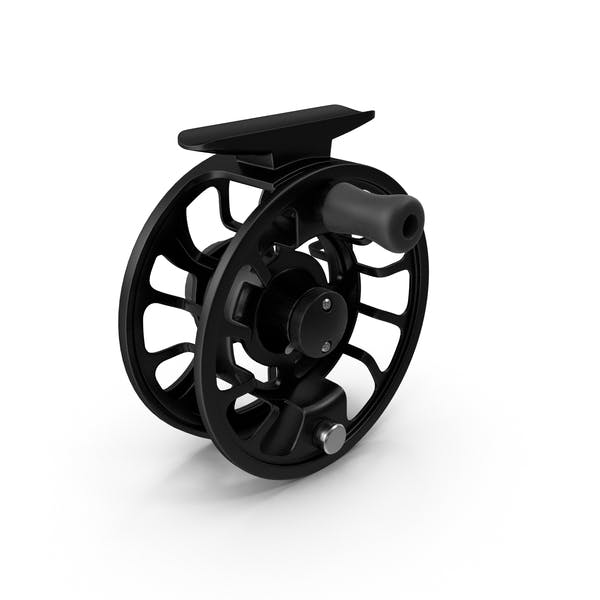 Cover Image for Fly Reel Black