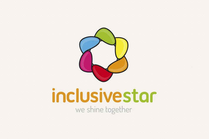 Thumbnail for Inclusive Star Logo