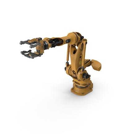 Большой робот полезной нагрузки с креплением захвата