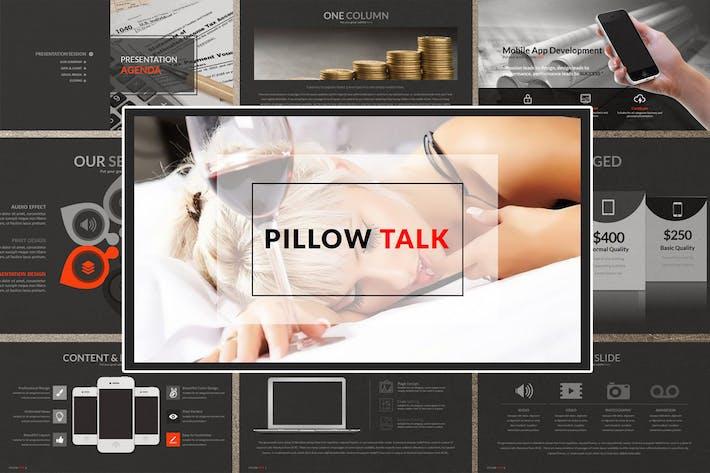 Thumbnail for PILLOW TALK Powerpoint