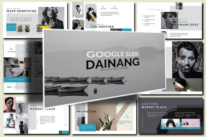 Thumbnail for Presentación de Diapositivas de Google de Minimalista al Corporation