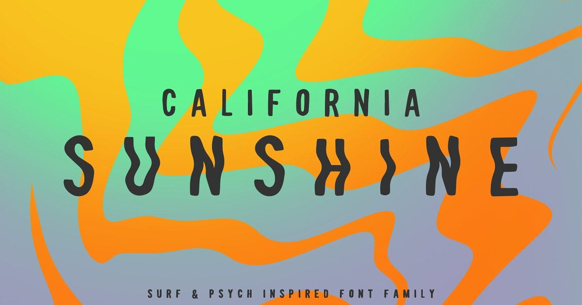 Download California Sunshine by thinkmake
