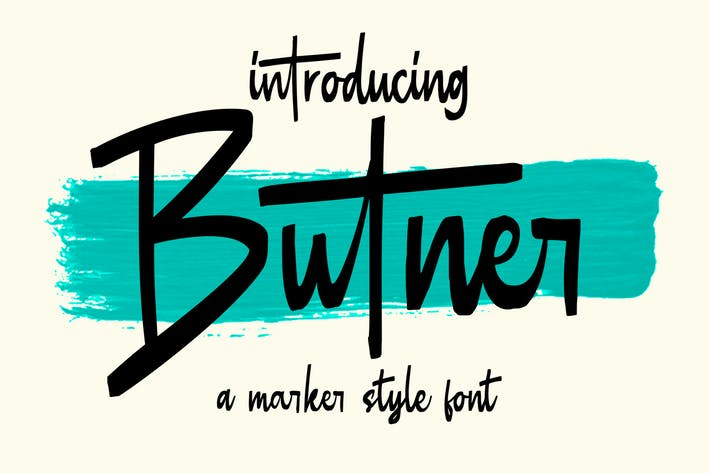 Thumbnail for Butner - Fuente de marcador